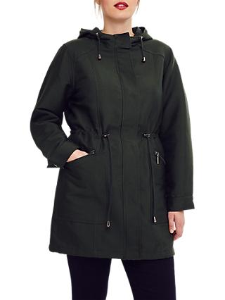 Studio 8 Caroline Parka Coat, Green