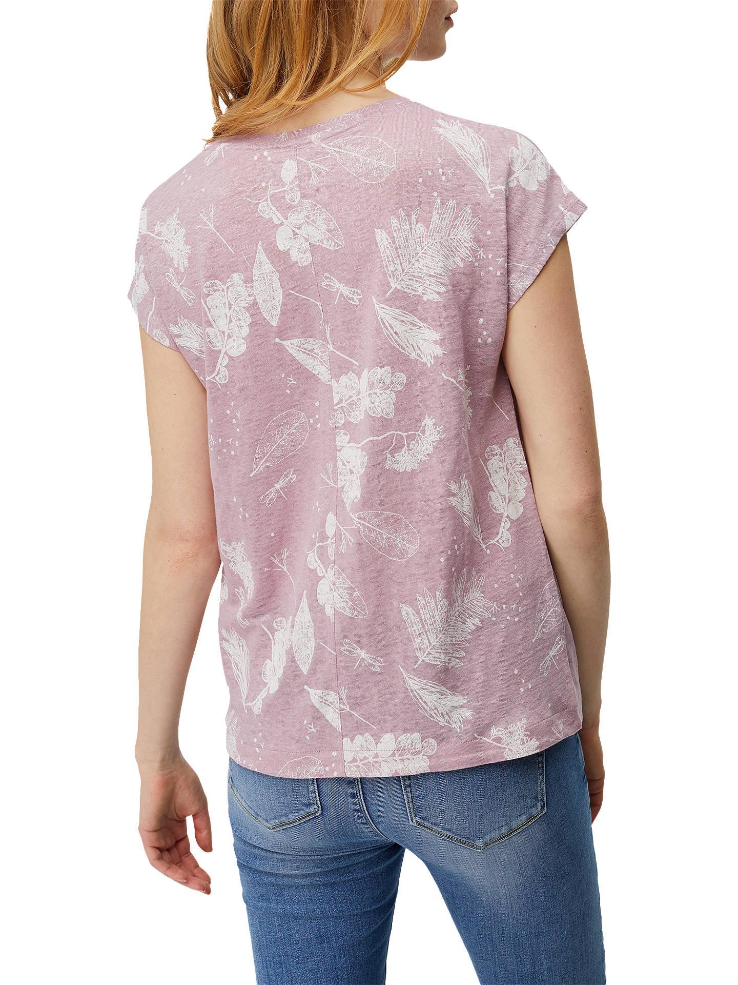 cb3bfb79a29 ... Buy White Stuff Summer Print Highline Linen Jersey T-Shirt