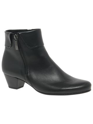 53191959fbc Gabor Royston Wide Fit Ankle Boots