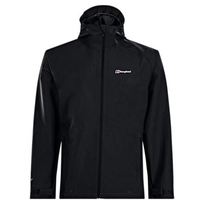 Image of Berghaus Paclite 2.0 Men's Jacket, Black