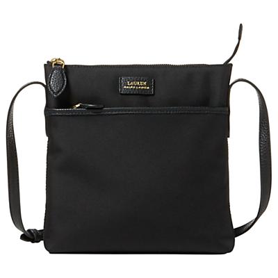 Lauren Ralph Lauren Cross Body Bag, Black