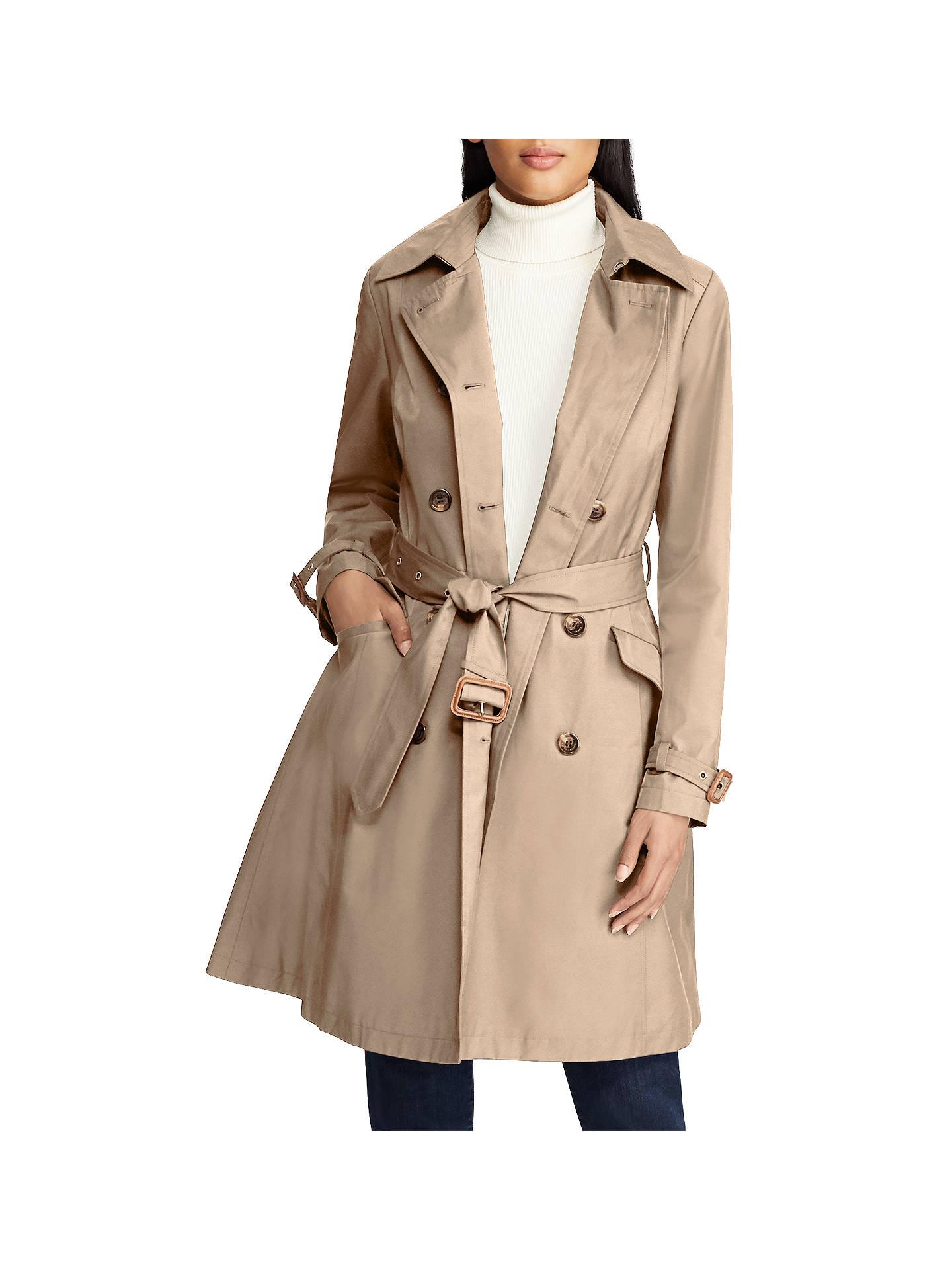 26b226b33f3 Buy Lauren Ralph Lauren Double Breasted Trench Coat