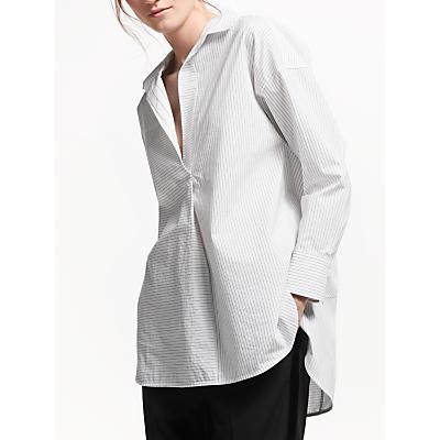 Marella Balco Cotton Shirt, Optical White