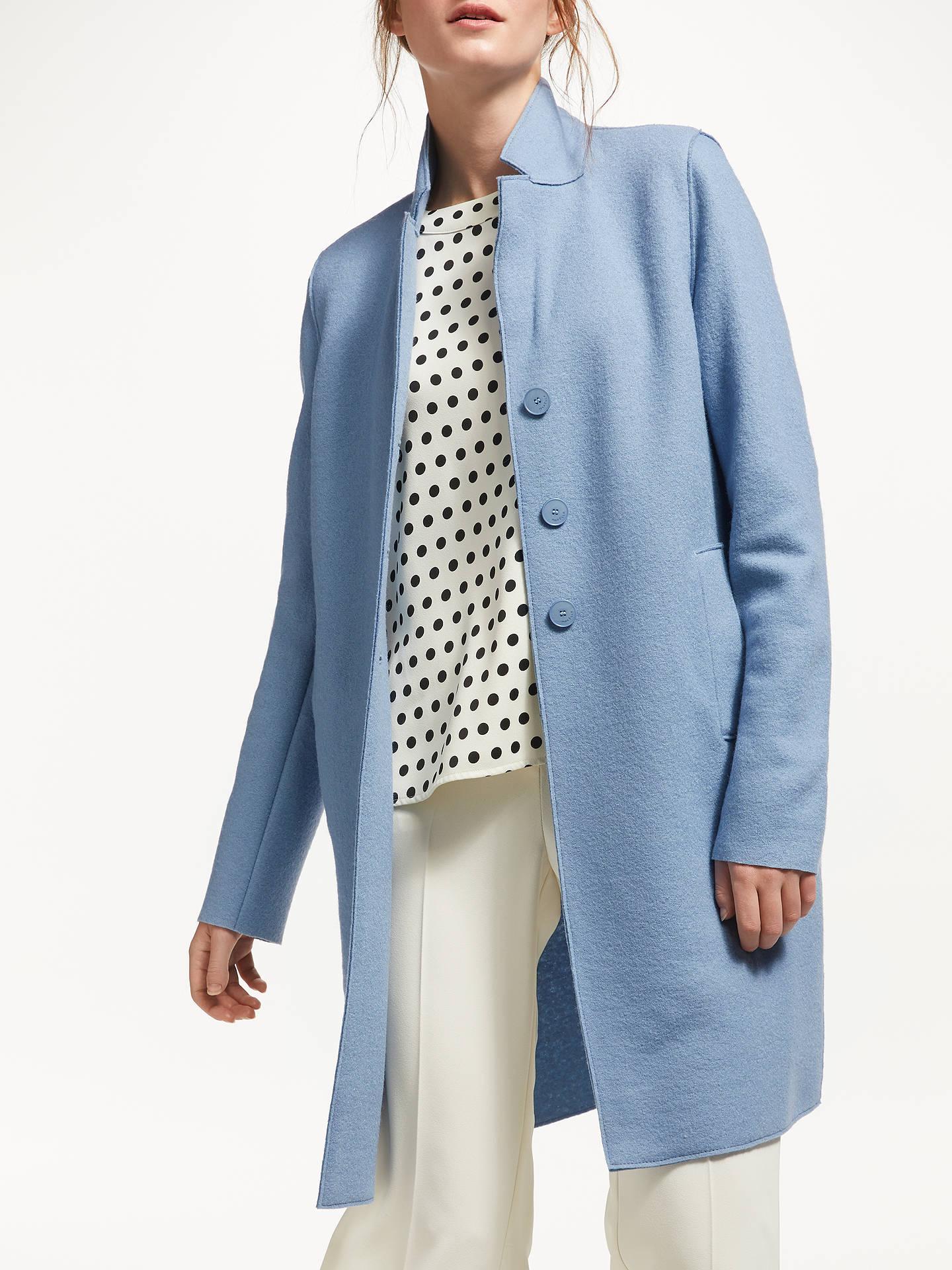 Marella Diorite Wool Coat At John Lewis Amp Partners