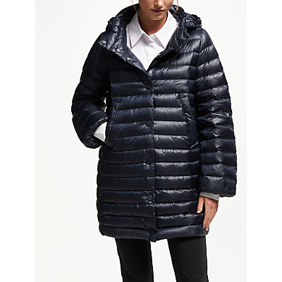 Marella Angelo Quilted Jacket, Navy