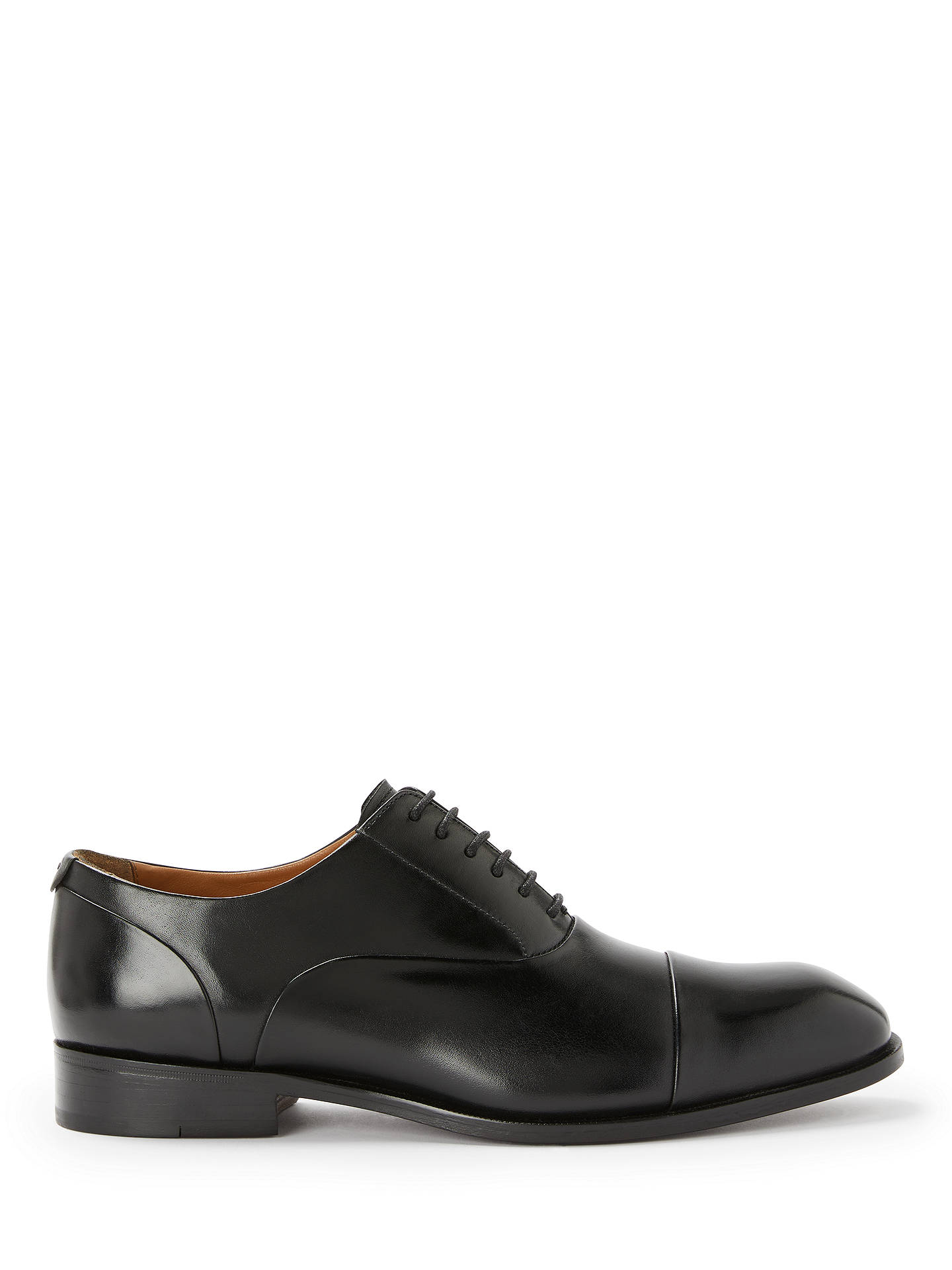 83f1d4a2c6d15 Buy John Lewis & Partners Charles Oxford Shoes, Black, 9 Online at  johnlewis.