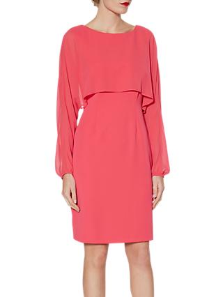Gina Bacconi Helga Crepe Dress