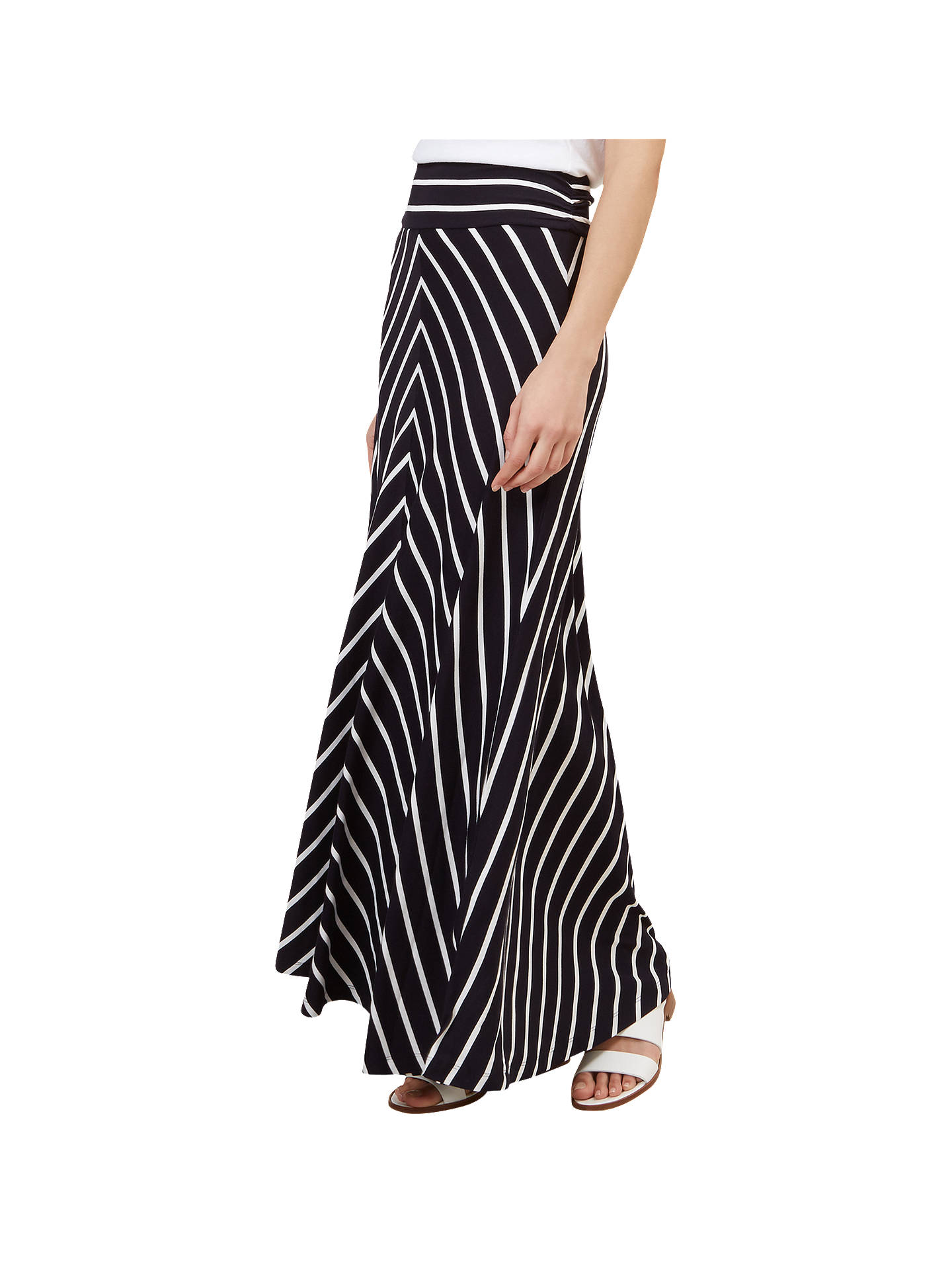 8f51384f5eebd BuyHobbs Iris Striped Maxi Skirt