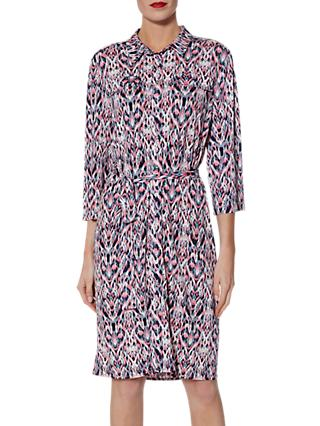 Gina Bacconi Ivy Shirt Dress, Pink
