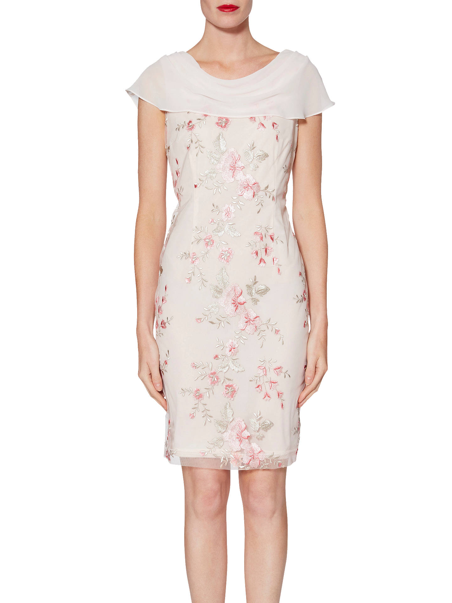 d9926db42ed Buy Gina Bacconi Mimi Embroidered Dress