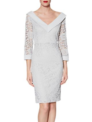 Gina Bacconi Gloria Lace Dress