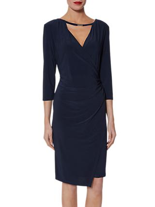 Gina Bacconi Natasha Jersey Dress