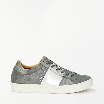 Skechers Side Street Lace Up Trainers