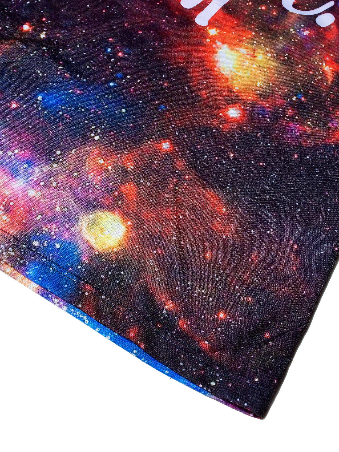 ea5c8b59 Hype Boys' Space Print T-Shirt, Multi at John Lewis & Partners