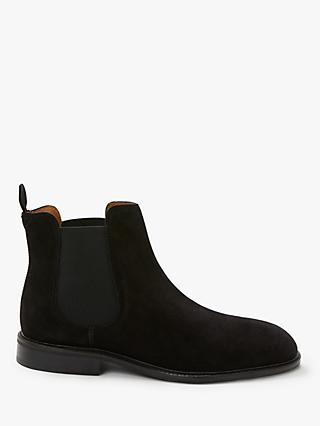 John Lewis & Partners Chester Chelsea Boots, Black