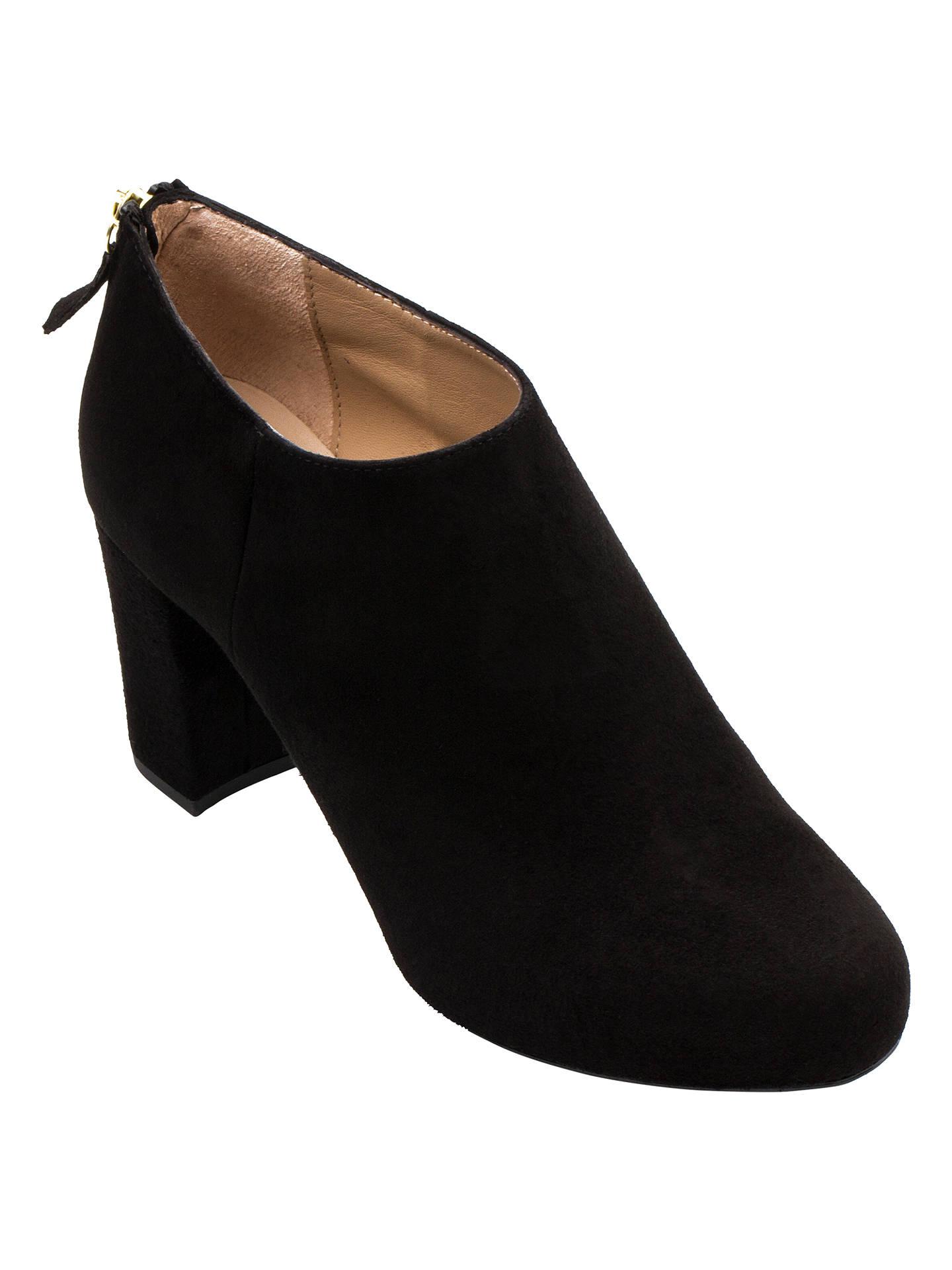 Unisa Nicolas Block Heeled Shoe Boots at John Lewis & Partners