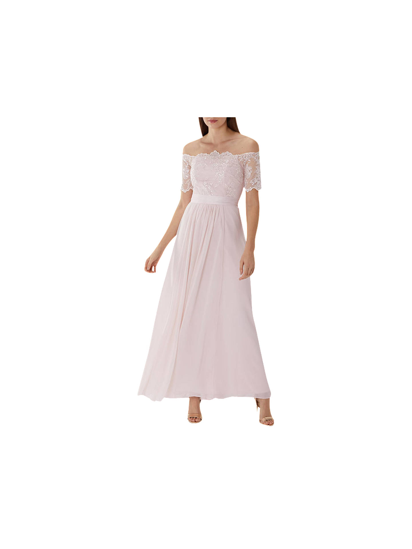 aac55916b08c Coast Maddie Maxi Dress at John Lewis   Partners