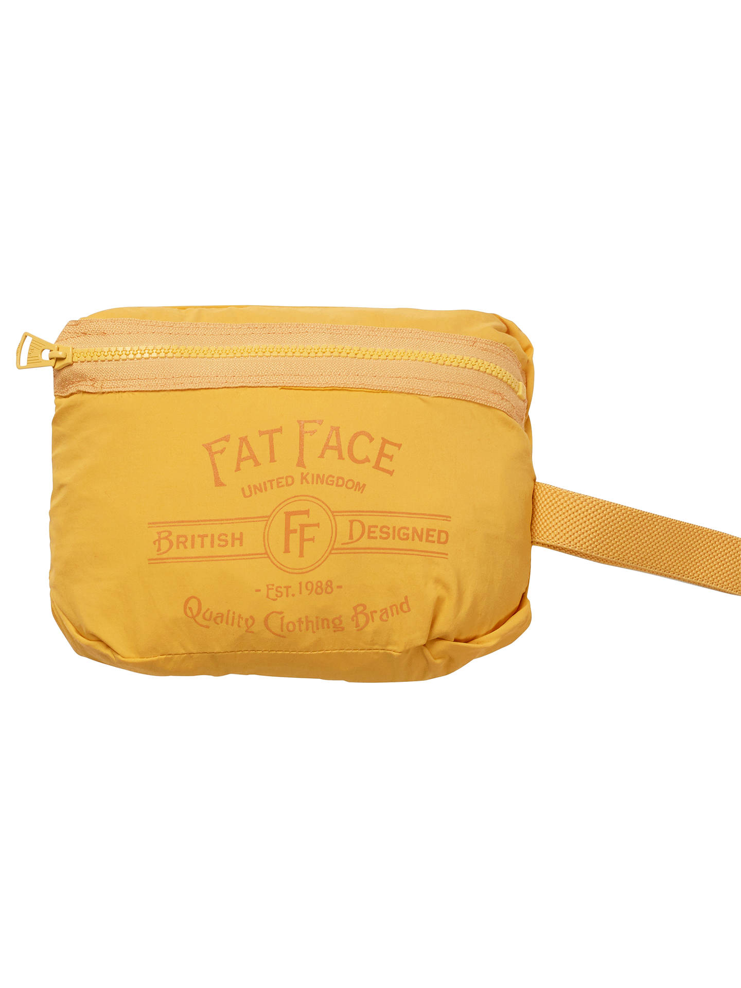Buy Fat Face Pac Away Mac, Dandelion, 6 Online at johnlewis.com
