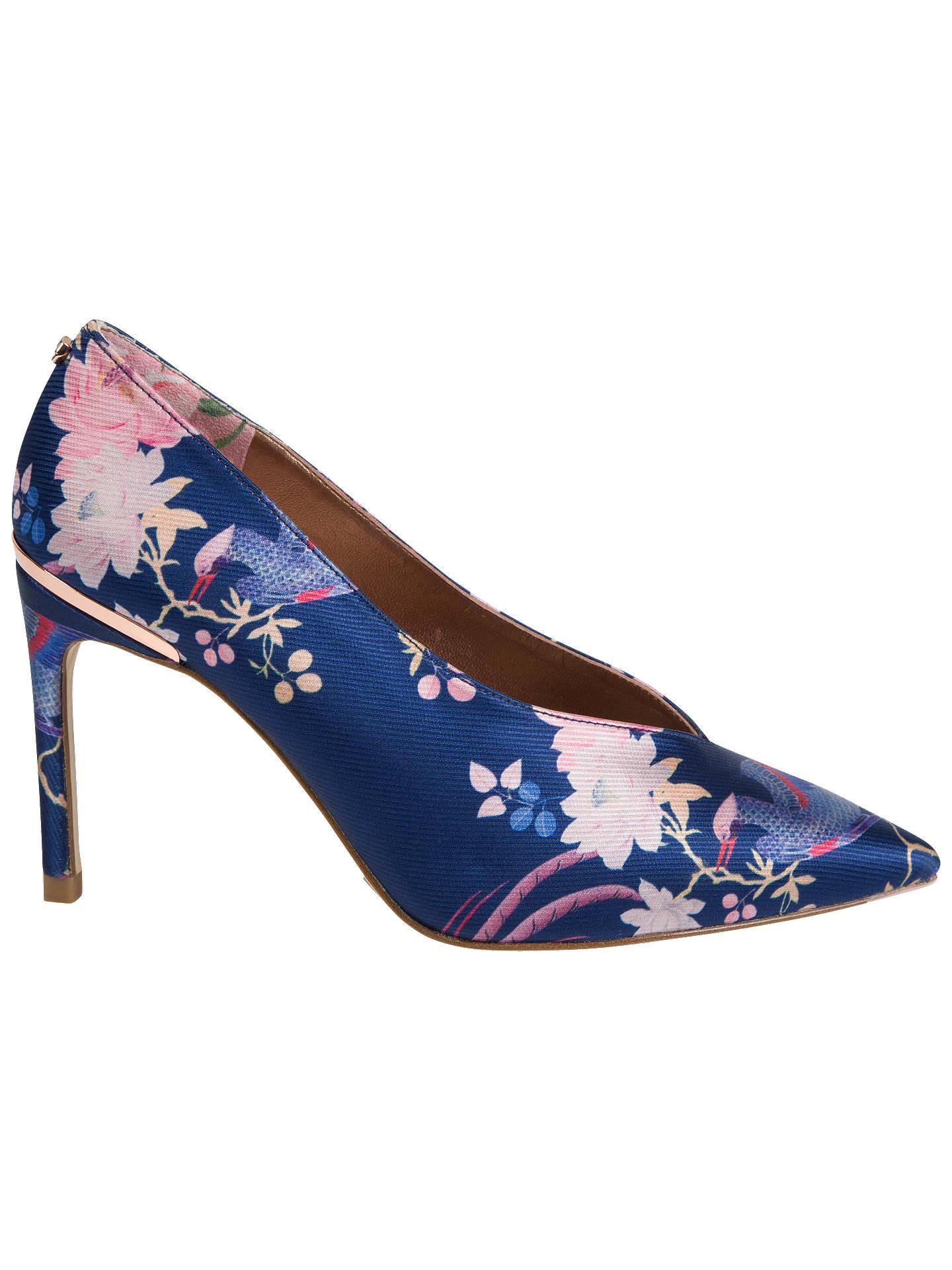 f6c72139d2ea6 Buy Ted Baker Jazimn Jacquard Court Shoes