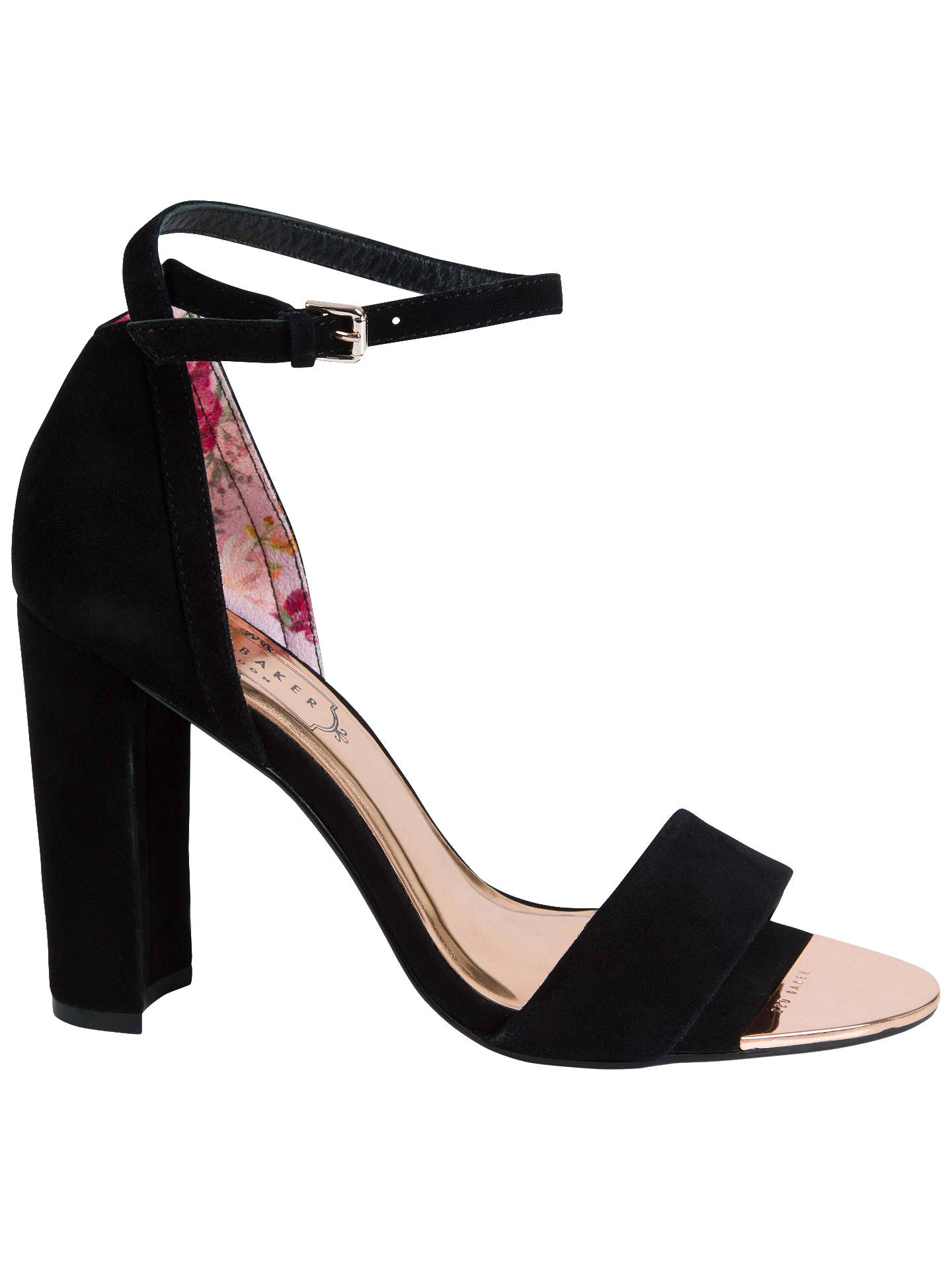ba1c94eb167 Buy Ted Baker Phanda Block Heel Sandals