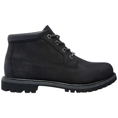 Timberland Women's Nellie Chukka Waterproof Boots, Black
