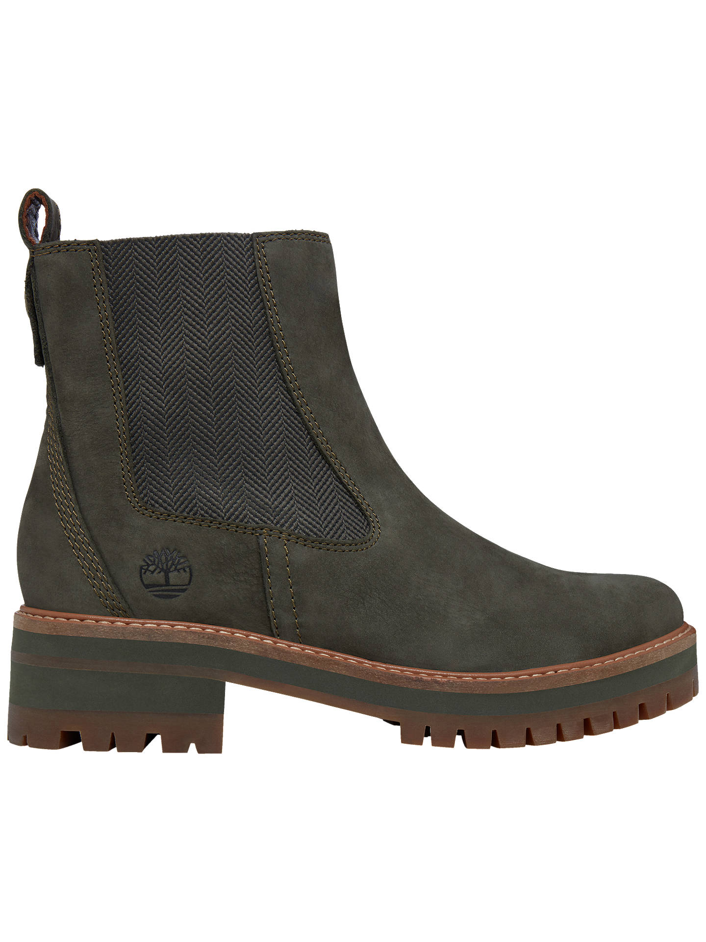 44533d905aae7 Timberland Courmayeur Valley Chelsea Boots at John Lewis   Partners