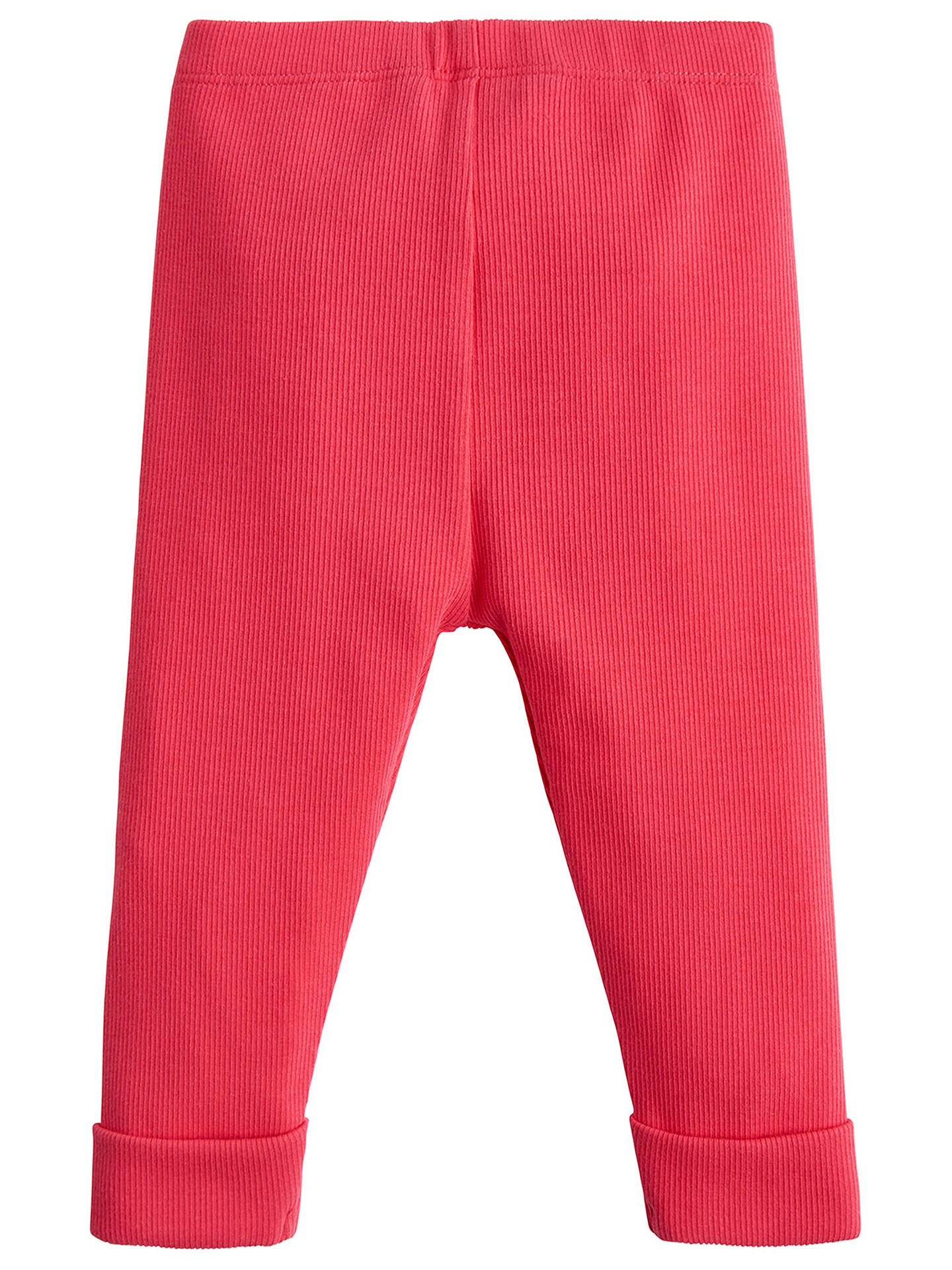 BuyBaby Joules Lula Leggings, Pink, 0-3 months Online at johnlewis.com