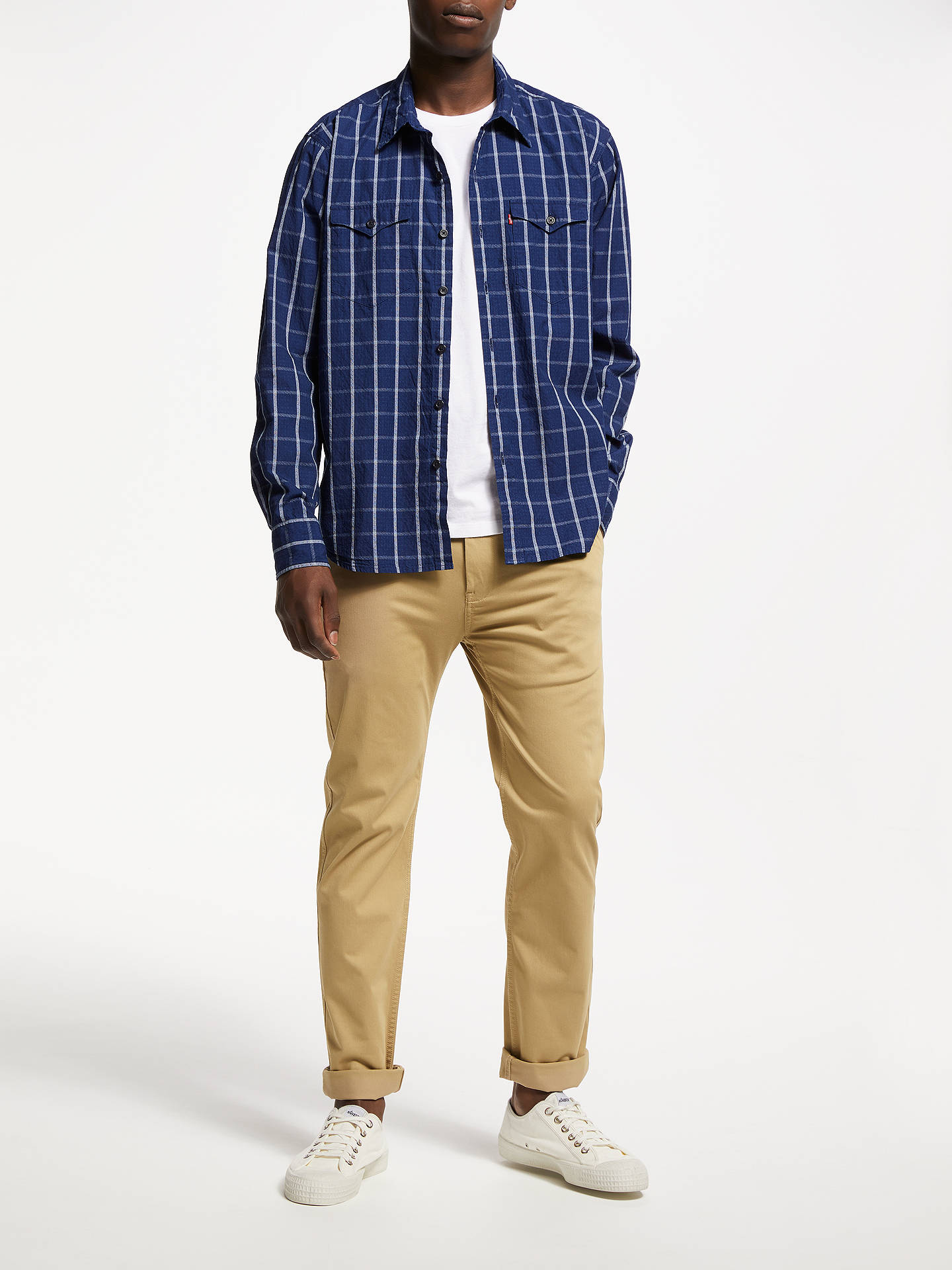 super quality top fashion a great variety of models Levi's 502 Regular Tapered Chinos at John Lewis & Partners