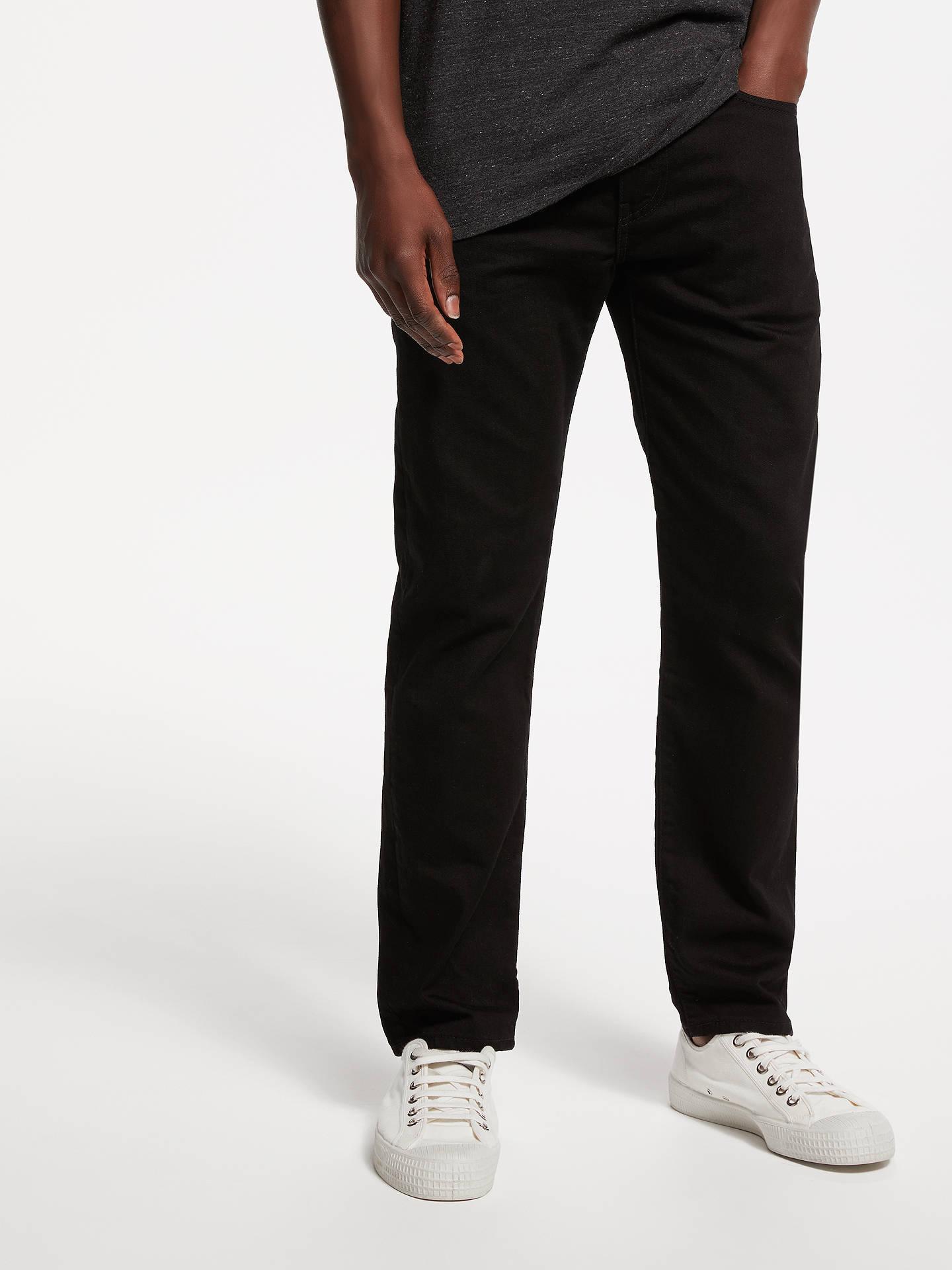 cdf5196300b Buy Levi's 502 Regular Tapered Jeans, Nightshine, 34R Online at johnlewis.  ...