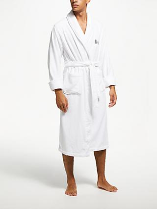 John Lewis & Partners 'His' Bath Robe