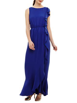 b546e381545 Phase Eight Biana Frill Maxi Dress