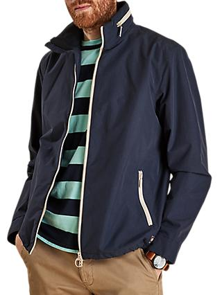 Barbour Lightweight Waterproof Jacket, Navy