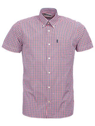Barbour Alstn Short Sleeve Check Shirt