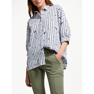 Essential Antwerp Rash Shirt, Blue
