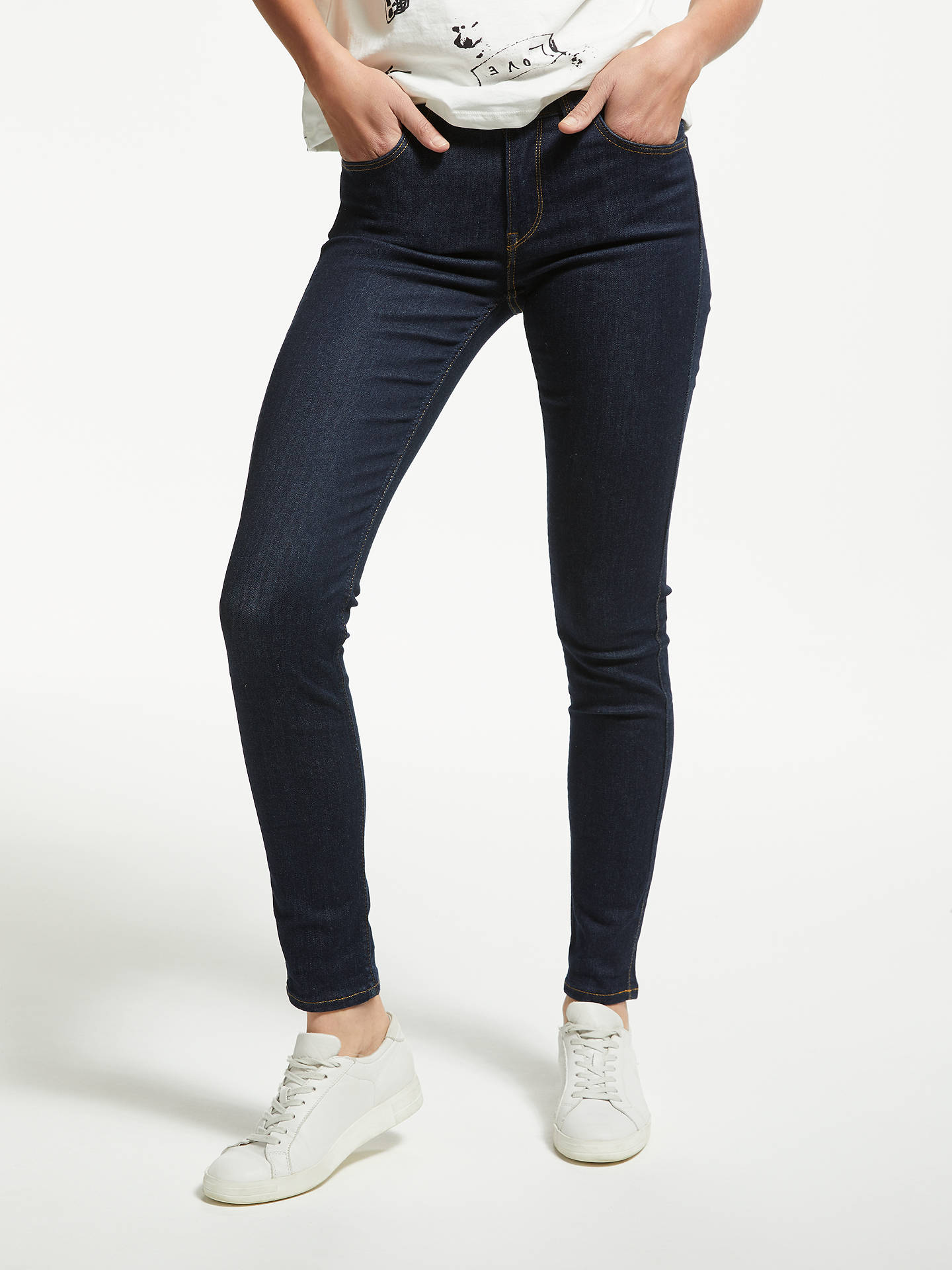 complimentary shipping sneakers top design Lee Scarlett Skinny Jeans, Rinse