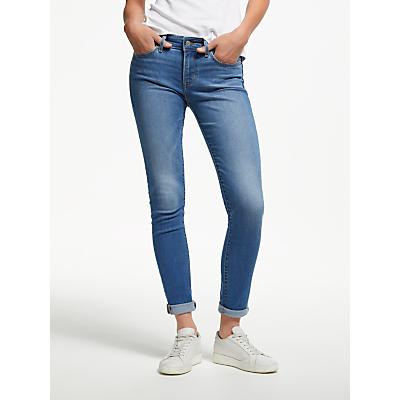 Levi's 711 Mid Rise Skinny Jeans