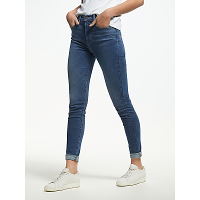 Levi's 720 High Rise Super Skinny Jeans, Pave The Way