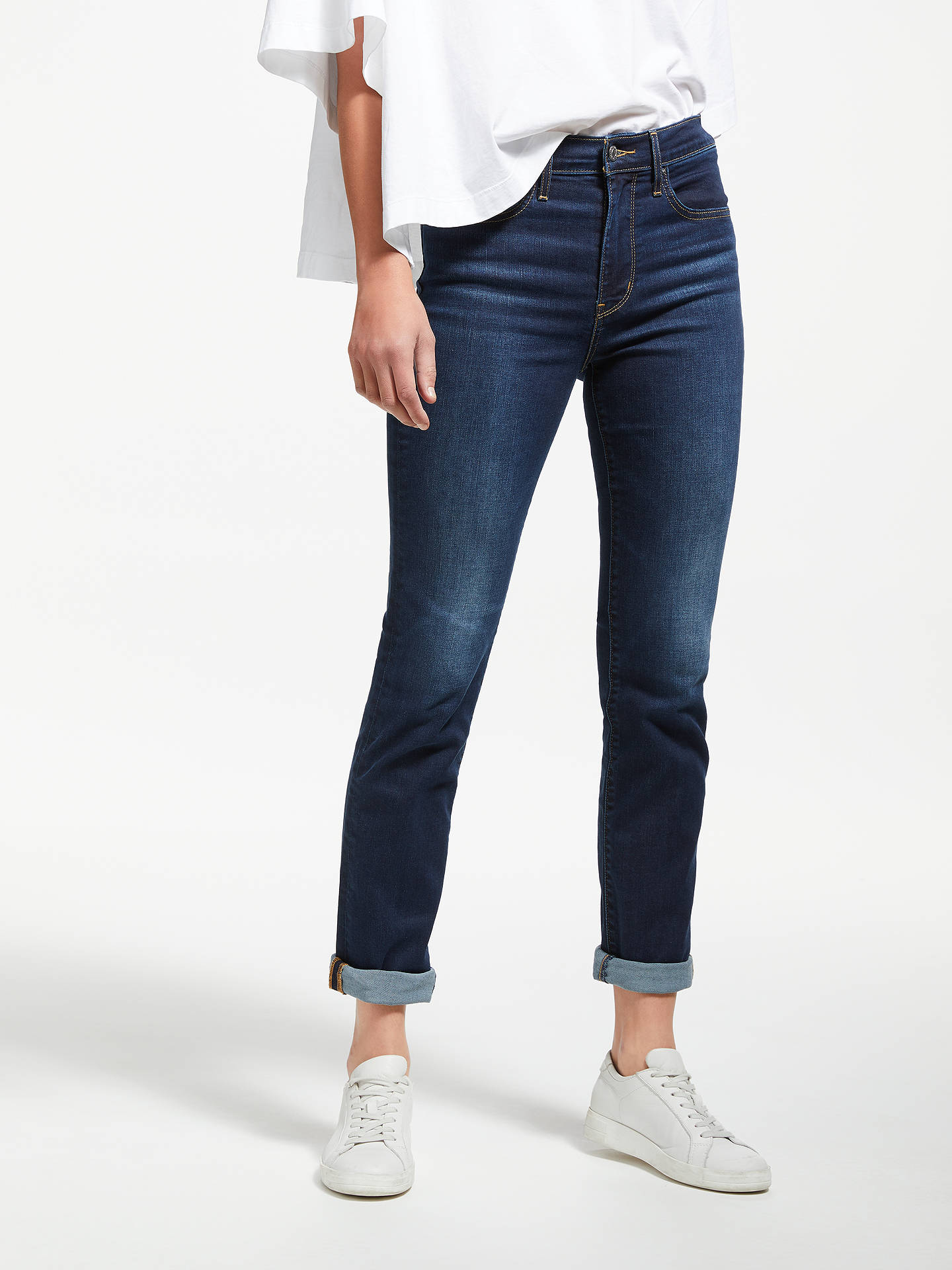 Partners Rise Straight amp; Levi's Lewis 724 John At High Jeans wOWH4Ax