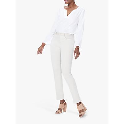 NYDJ Sheri Slim Ankle Jeans, Feather