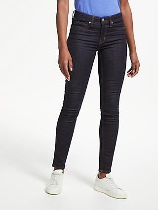 Calvin Klein High Rise Skinny Jeans, Amsterdam Blue Rinse