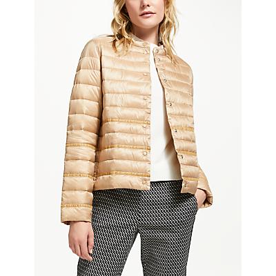 Marella Elleni Quilted Jacket, Camel