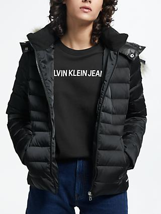 Calvin Klein Mid Weight Down Jacket