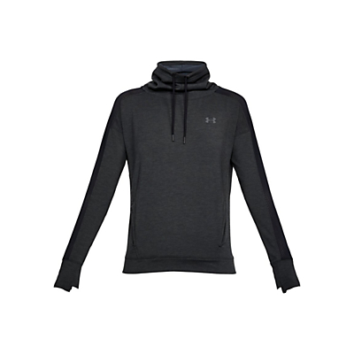 Under Armour Feather Training Hoodie, Black/Graphite