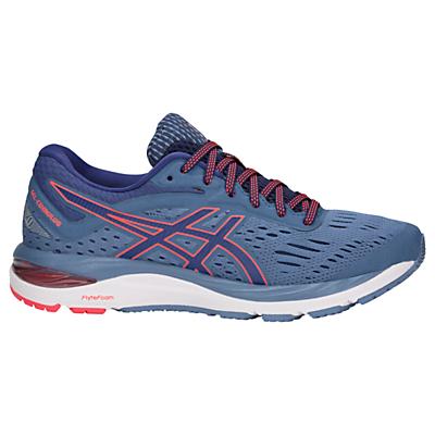 ASICS GEL-CUMULUS 20 Women's Running Shoes, Azure/Blue Print