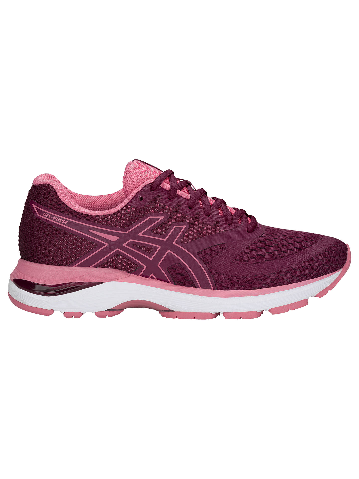 new arrival e3eb5 fb372 Buy ASICS GEL-PULSE 10 Women s Running Shoes, Cordovan, 4 Online at  johnlewis ...