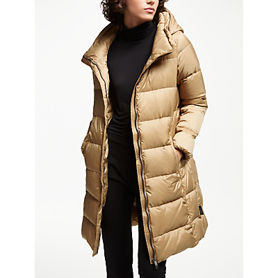 Weekend MaxMara Nuvole Quilted Coat, Camel