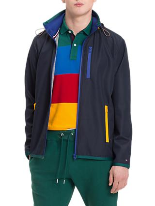 Tommy Hilfiger Sporty Jacket, Navy