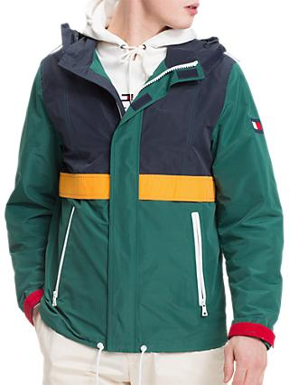 Tommy Hilfiger Colour Block Jacket, Multi