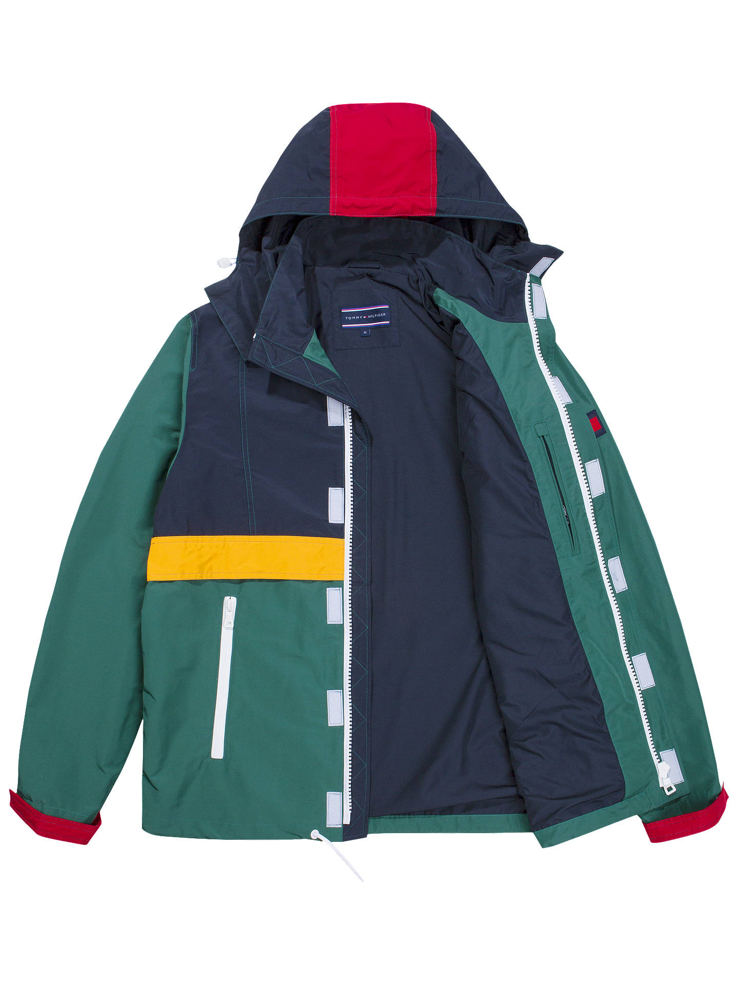 Tommy Hilfiger Colour Blocked