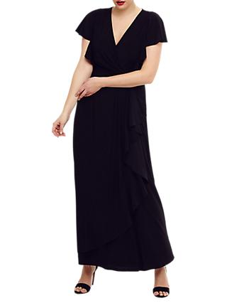 Studio 8 Camilla Maxi Dress, Black